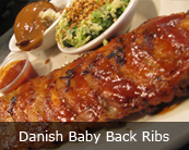 Danish Baby Back Ribs
